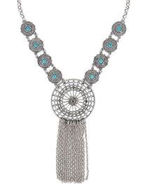Shyanne® Women's Dream Catcher Necklace, , hi-res
