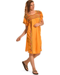 3J Workshop Malea Pleated Peasant Tunic, , hi-res