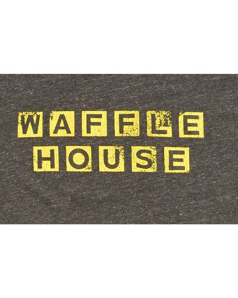 Original Retro Brand Men's Waffle House Tee, Black, hi-res