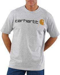 Carhartt Signature Logo Short Sleeve Shirt, , hi-res