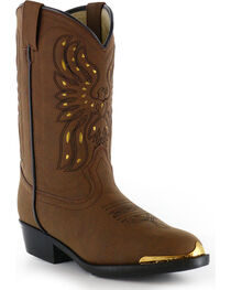 Cody James® Youth Phoenix Western Boots, , hi-res