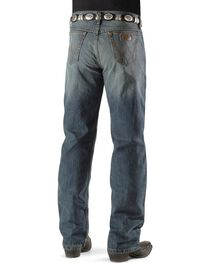 Wrangler 20X Men's Competition River Wash Boot Cut Jeans, , hi-res