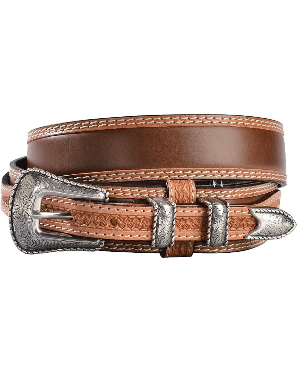 3D Ranger Belt, Tan, hi-res