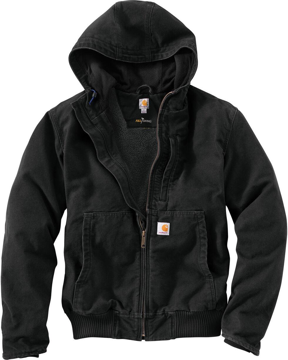 Carhartt Men's Full Swing Armstrong Active Jacket, Black, hi-res