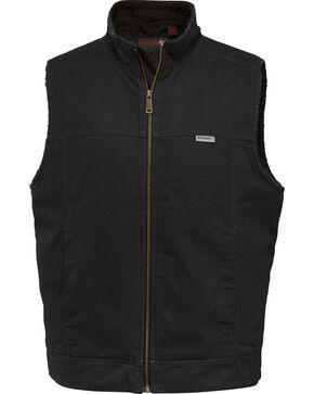 Wolverine Men's Porter Sherpa Lined Vest, Black, hi-res