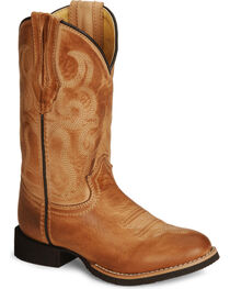 Smoky Mountain Kid's Showdown Cowboy Boots, , hi-res