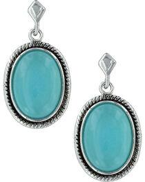Montana Silversmiths Misty Blue Pool Earrings , , hi-res