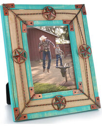 BB Ranch® Distressed  Lonestar Picture Frame, , hi-res