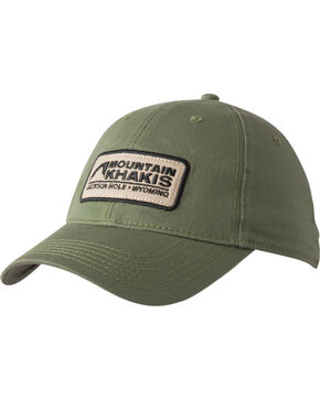 Mountain Khakis Men's Soul Patch Cap , Olive, hi-res
