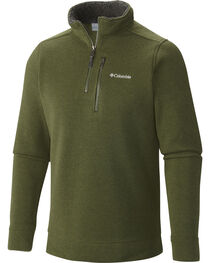 Columbia Men's Terpin Point II Half-Zip Shirt, , hi-res