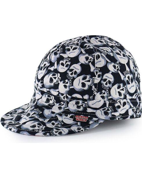 American Worker® Men's Welding Cap, Multi, hi-res