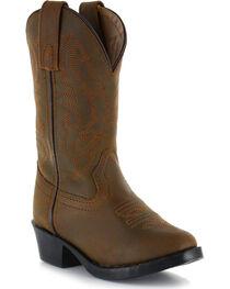 Cody James® Children's Round Toe Western Boots, , hi-res