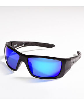 Wiley X Men's Nash Active Lifestyle Sunglasses , Black, hi-res