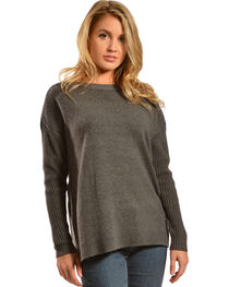 Woolrich Women's Clapshaw Boxy Scoop Shirt, , hi-res