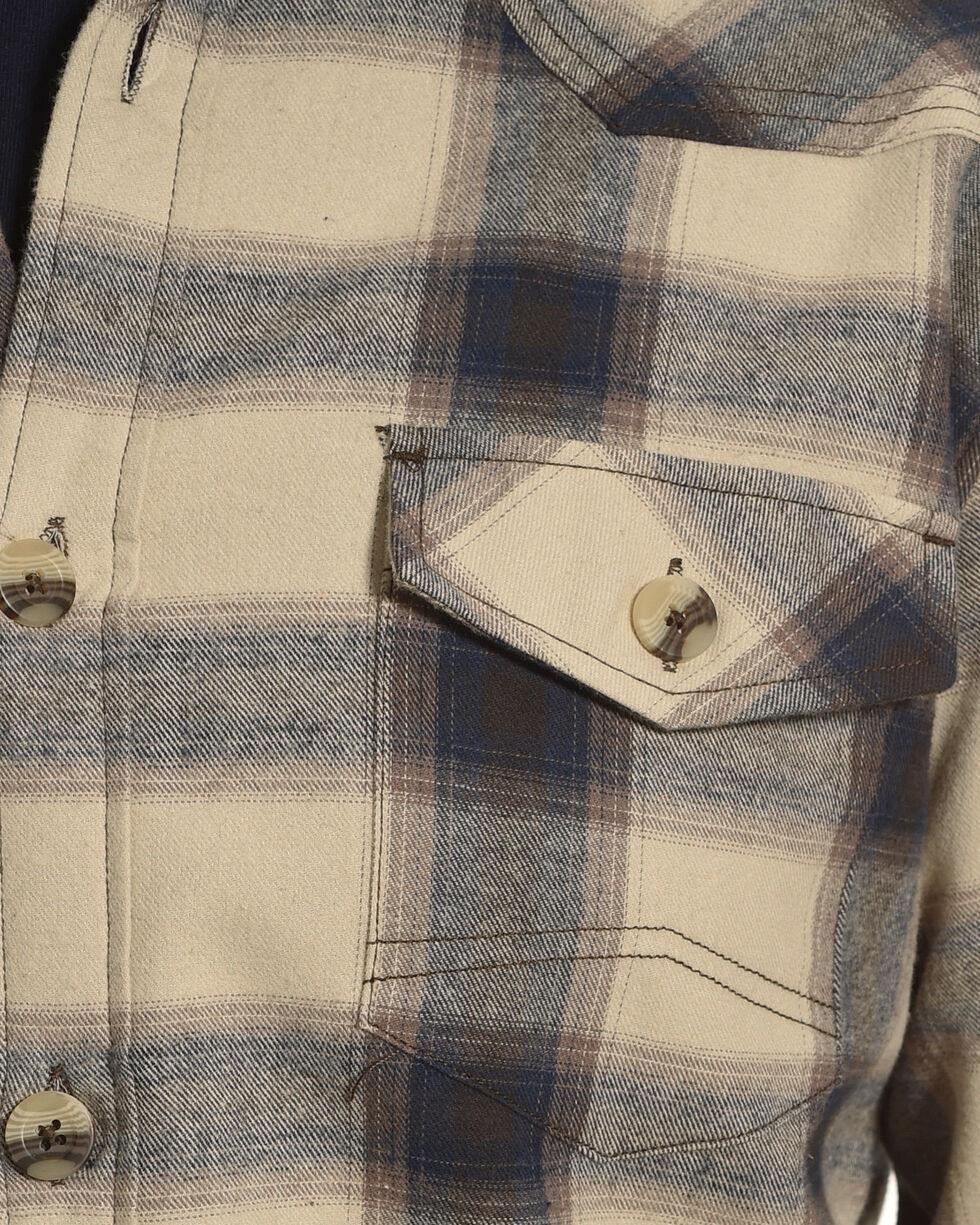 Cody James Men's Bear Creek Long Sleeve Flannel Shirt, , hi-res