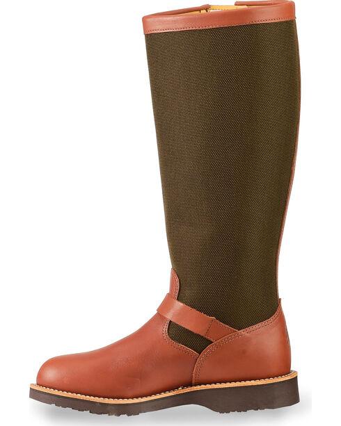 "Chippewa Men's 17"" Snake Work Boots, Brown, hi-res"