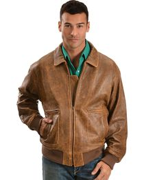 Scully Lambskin Leather Bomber Jacket, , hi-res