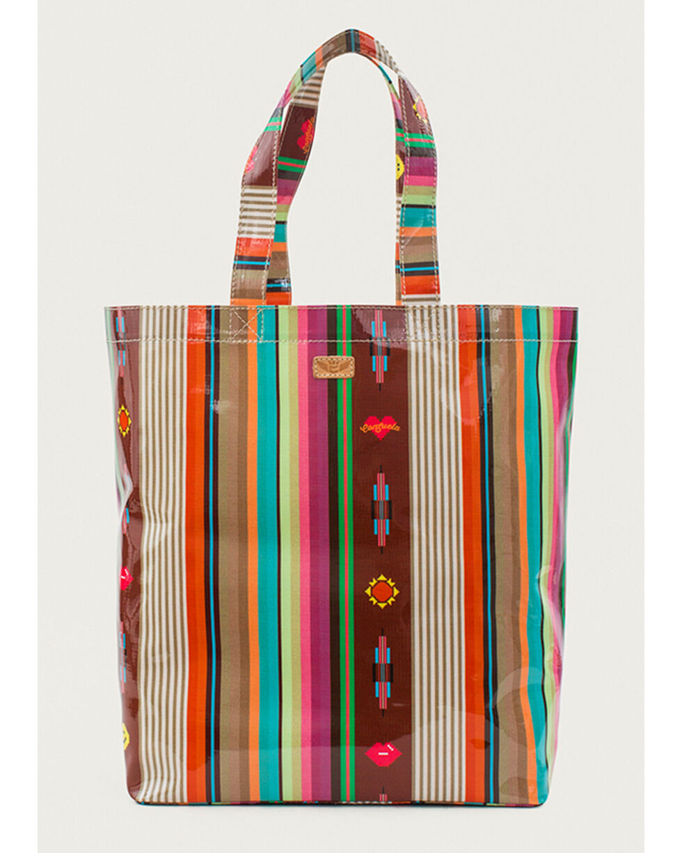 Consuela Women's Legacy Rusty Grocery Bag, Multi, hi-res
