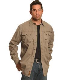 Ariat Men's Rebar Ripstop Work Shirt, , hi-res
