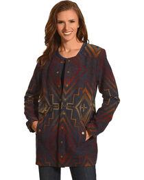 Pendleton Women's Sunrise Snap Jacket , , hi-res