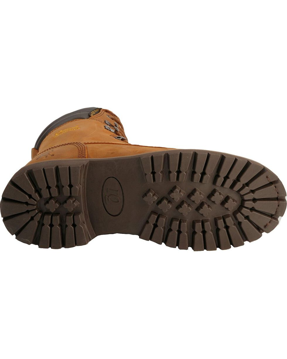 Chippewa Men's Heavy Duty Insulated Work Boots, Bark, hi-res