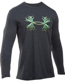 Under Armour Antler Logo Shirt, , hi-res