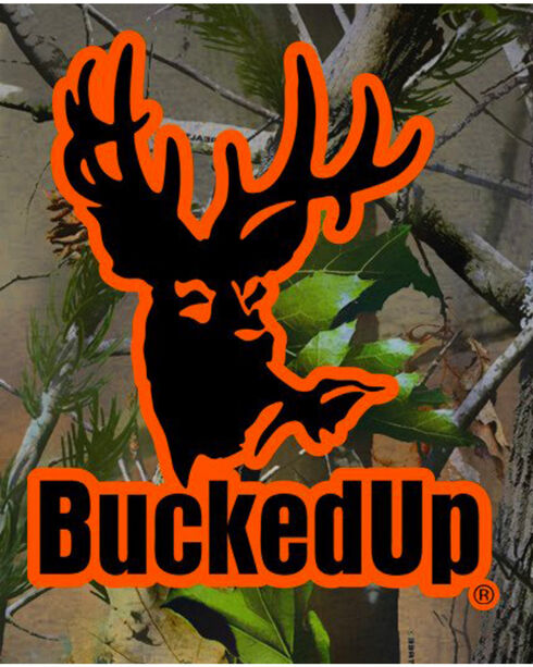 Bucked Up Apparel Men's Camo Bucked Up Long Sleeve Shirt, Camouflage, hi-res