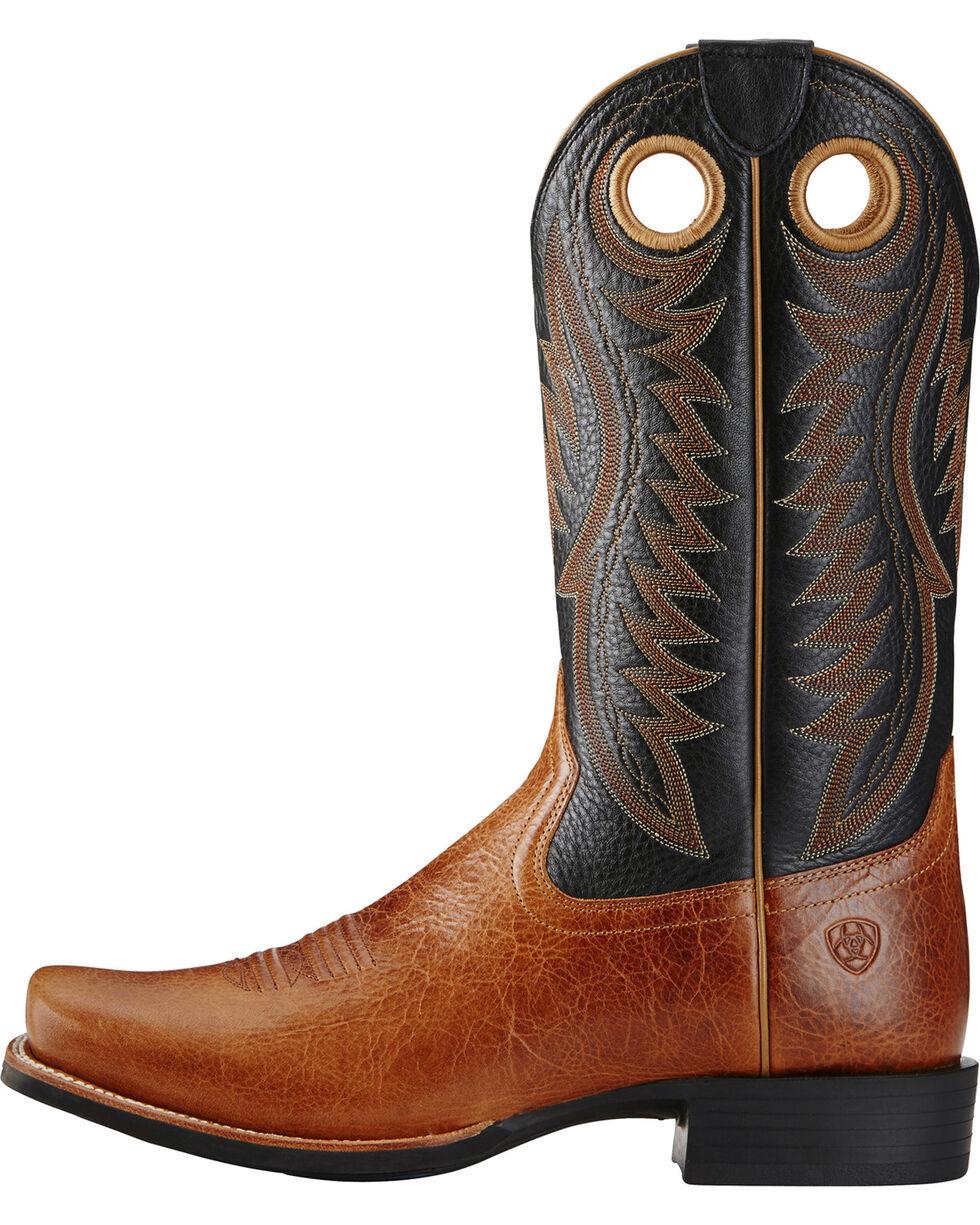 Ariat Men's Cutter Classic VX Western Boots, Tan, hi-res