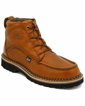 Justin Men's Sport Chukka Boots, Copper, hi-res