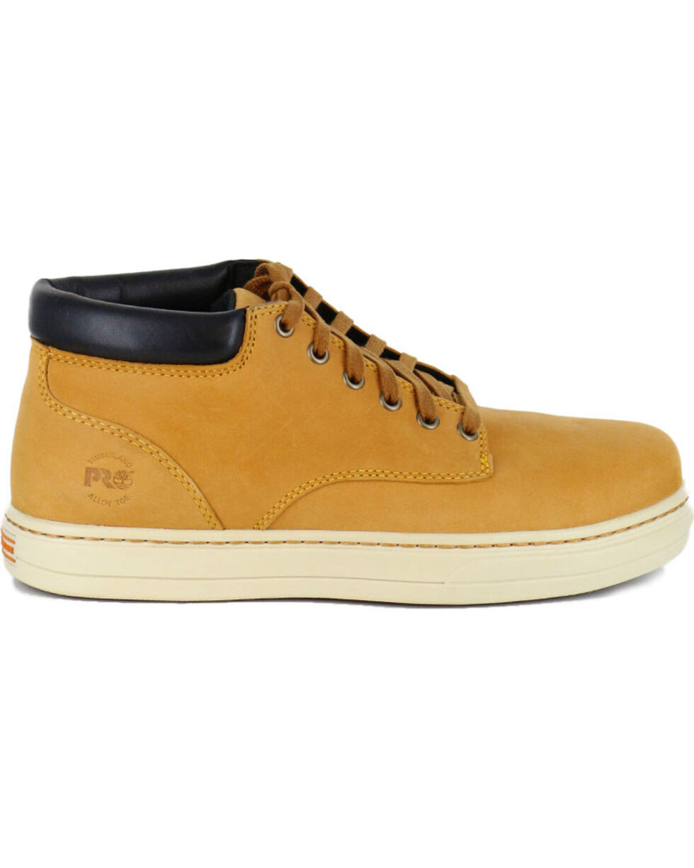 Timberland Men's Disruptor Work Shoes, Tan, hi-res