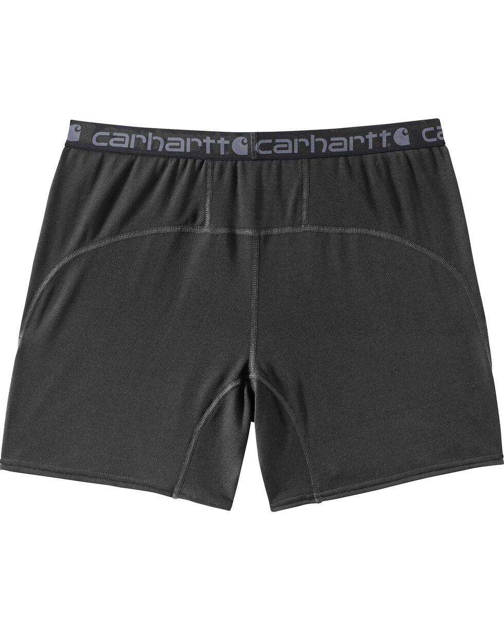 Carhartt Men's Base Force Extremes Lightweight Boxer Briefs - Big, Black, hi-res