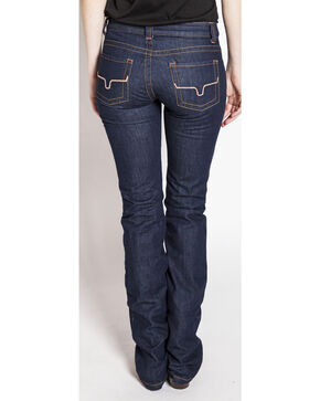 Kimes Ranch Women's Francesca Flare Boot Cut Jeans, Indigo, hi-res