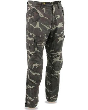 "Milwaukee Performance Men's 34"" Aramid Reinforced Camo Cargo Jeans, Camouflage, hi-res"