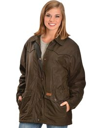Outback Women's Round up Jacket, , hi-res