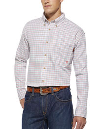 Ariat Flame Resistant Gauge Work Shirt - Big and Tall, , hi-res