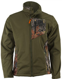 Trail Crest Men's Waterproof & Windproof Custom XRG Softshell Jacket, , hi-res