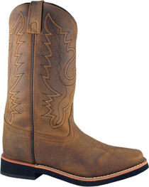 Smoky Mountain Pueblo Cowgirl Boots - Square Toe, , hi-res