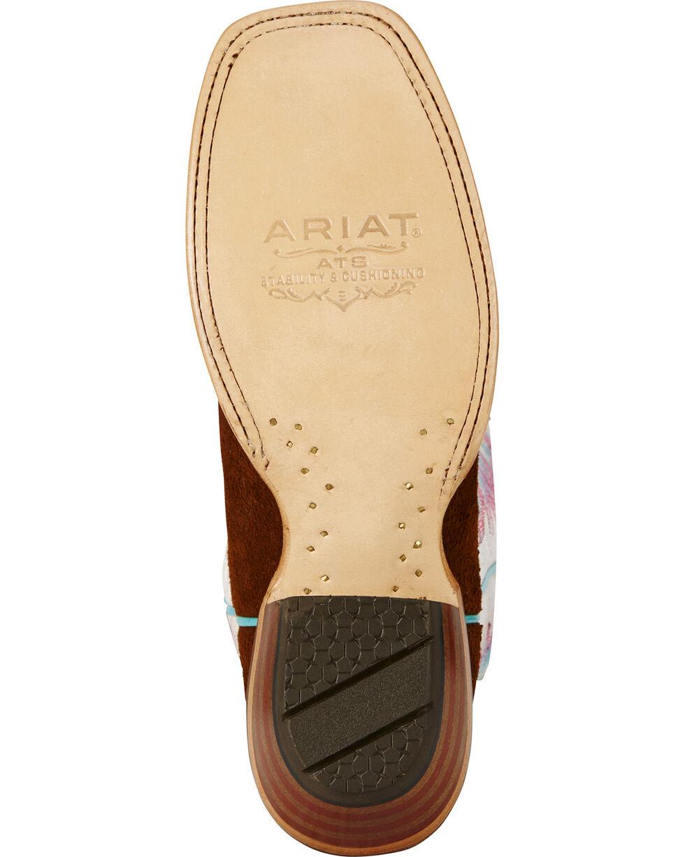 Ariat Women's Derby Western Boots, , hi-res