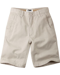 Mountain Khakis Men's Slate Teton Relaxed Fit Shorts, , hi-res