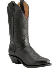 """Boulet Men's 13"""" Medium Cowboy Toe Western Boots, , hi-res"""