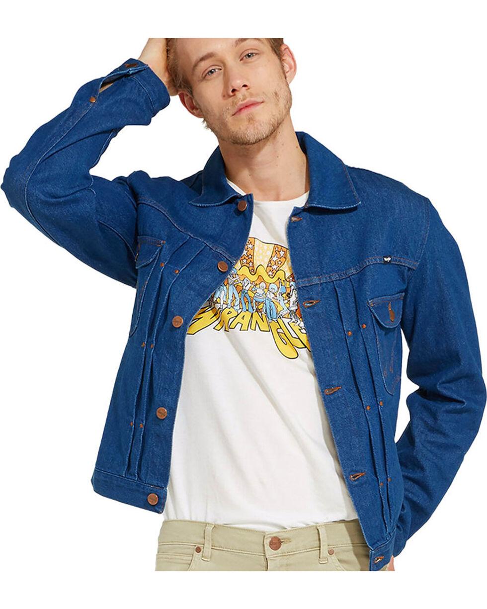 Wrangler Men's 70th Anniversary Retro Jacket, , hi-res