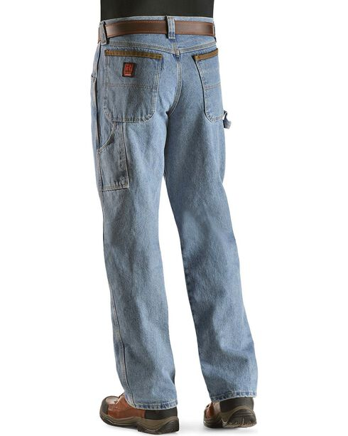 Riggs Workwear Men's Carpenter Jeans, Vintage Indigo, hi-res