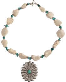 Julie Rose True Turquoise Necklace, , hi-res