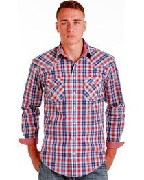 Panhandle Slim Men's Multi Mclean Classic Long Sleeve Plaid Shirt , , hi-res