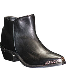Sage Women's Snip Toe Demi-Boots, , hi-res