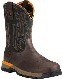 Ariat Men's Rebar Flex Composite Toe Work Boots, , hi-res