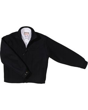 Schaefer Arena Wool Jacket, Black, hi-res