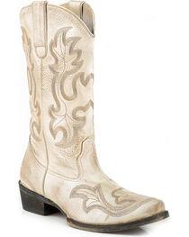Roper Women's Pearl Western Boots - Snip Toe , , hi-res