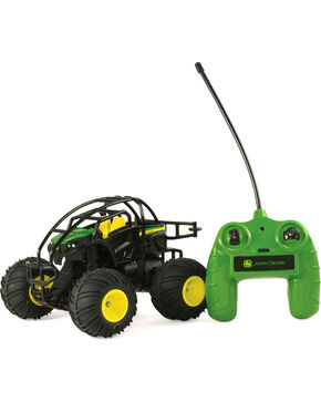 John Deere Monster Treads Radio Control Gator, Green, hi-res
