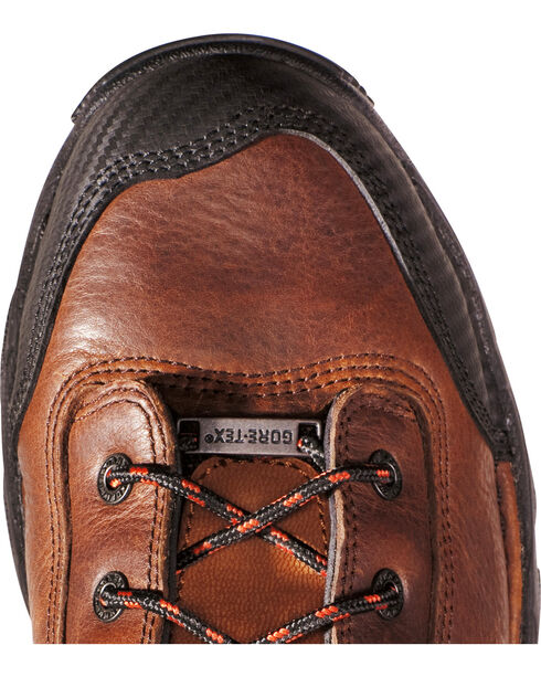 "Danner Corvallis GTX 5"" NMT Boots - Safety Toe, Brown, hi-res"